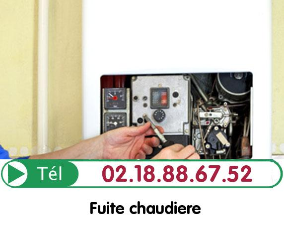 Fuite Chaudiere Coudray 45330