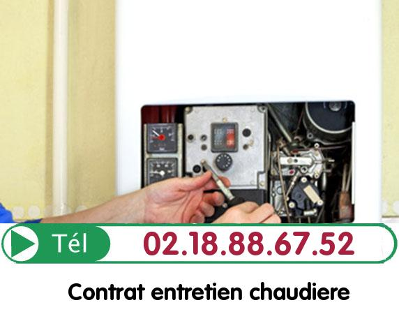 Fuite Chaudiere Douchy 45220
