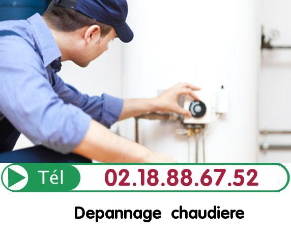 Fuite Chaudiere Guilly 45600