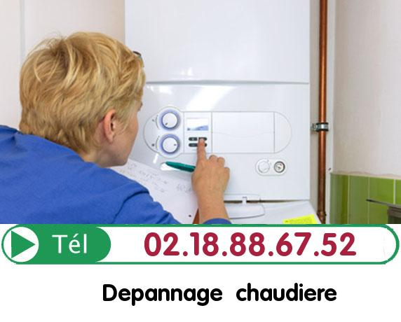 Fuite Chaudiere Tanlay 89430