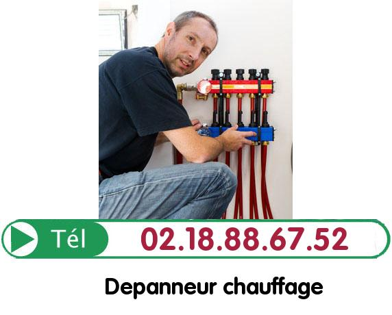 Fuite Chaudiere Thory 89200