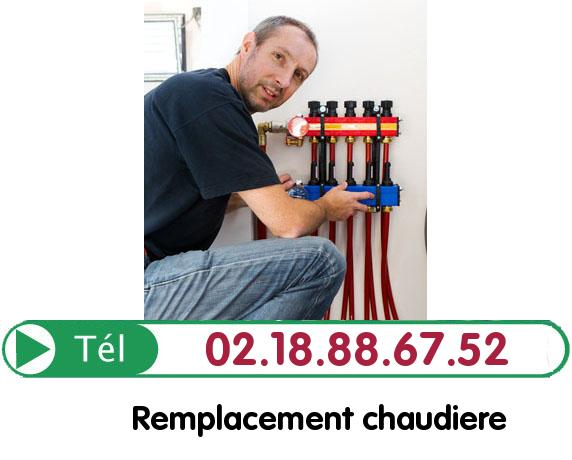 Remplacement Chaudiere Beaumont 89250