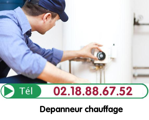 Remplacement Chaudiere Coudroy 45260