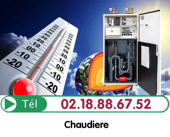 Remplacement Chaudiere Cudot 89116
