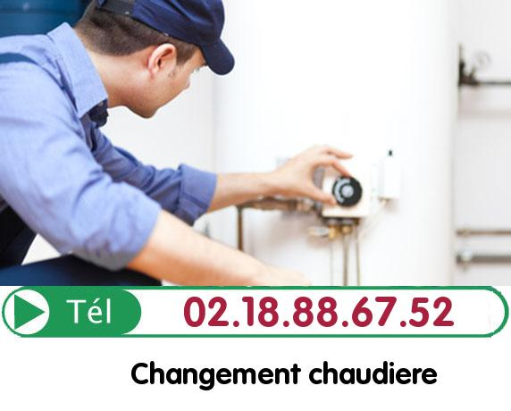 Remplacement Chaudiere Cussy Les Forges 89420