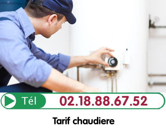 Remplacement Chaudiere Fontaines 89130
