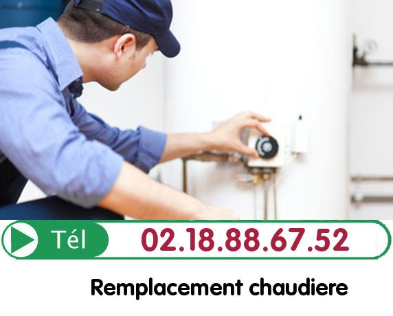 Remplacement Chaudiere Mardie 45430