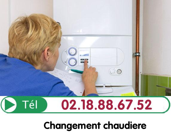 Remplacement Chaudiere Mige 89580