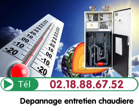 Remplacement Chaudiere Mouffy 89560