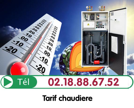Remplacement Chaudiere Ormoy 89400