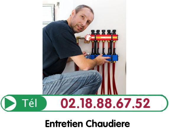 Remplacement Chaudiere Prefontaines 45490