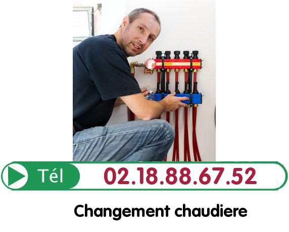 Remplacement Chaudiere Prehy 89800