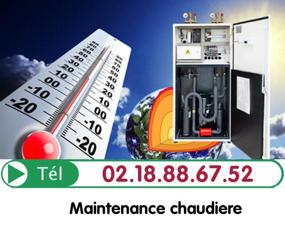 Remplacement Chaudiere Thizy 89420