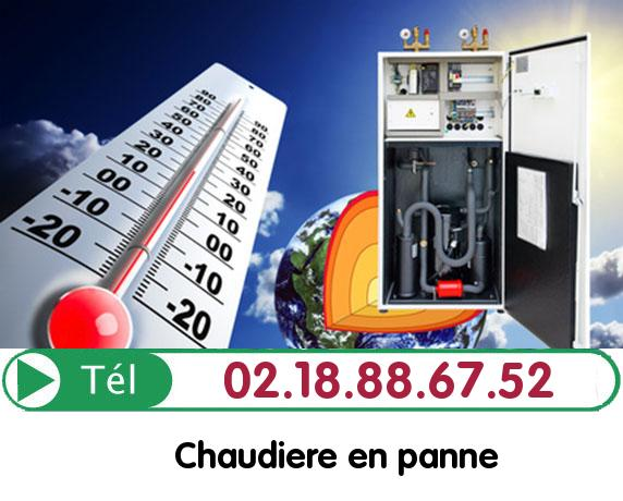 Remplacement Chaudiere Thorey 89430