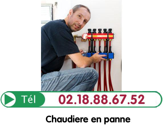 Remplacement Chaudiere Thury 89520