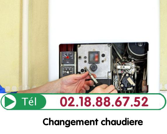 Remplacement Chaudiere Yrouerre 89700